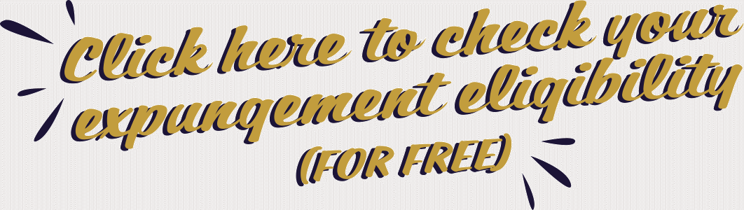 check your expungement eligibility - new orleans - crescent city law firm