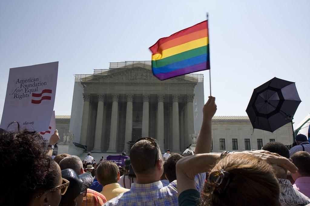 same sex marriage gender discrimination lawsuit in Baton Rouge